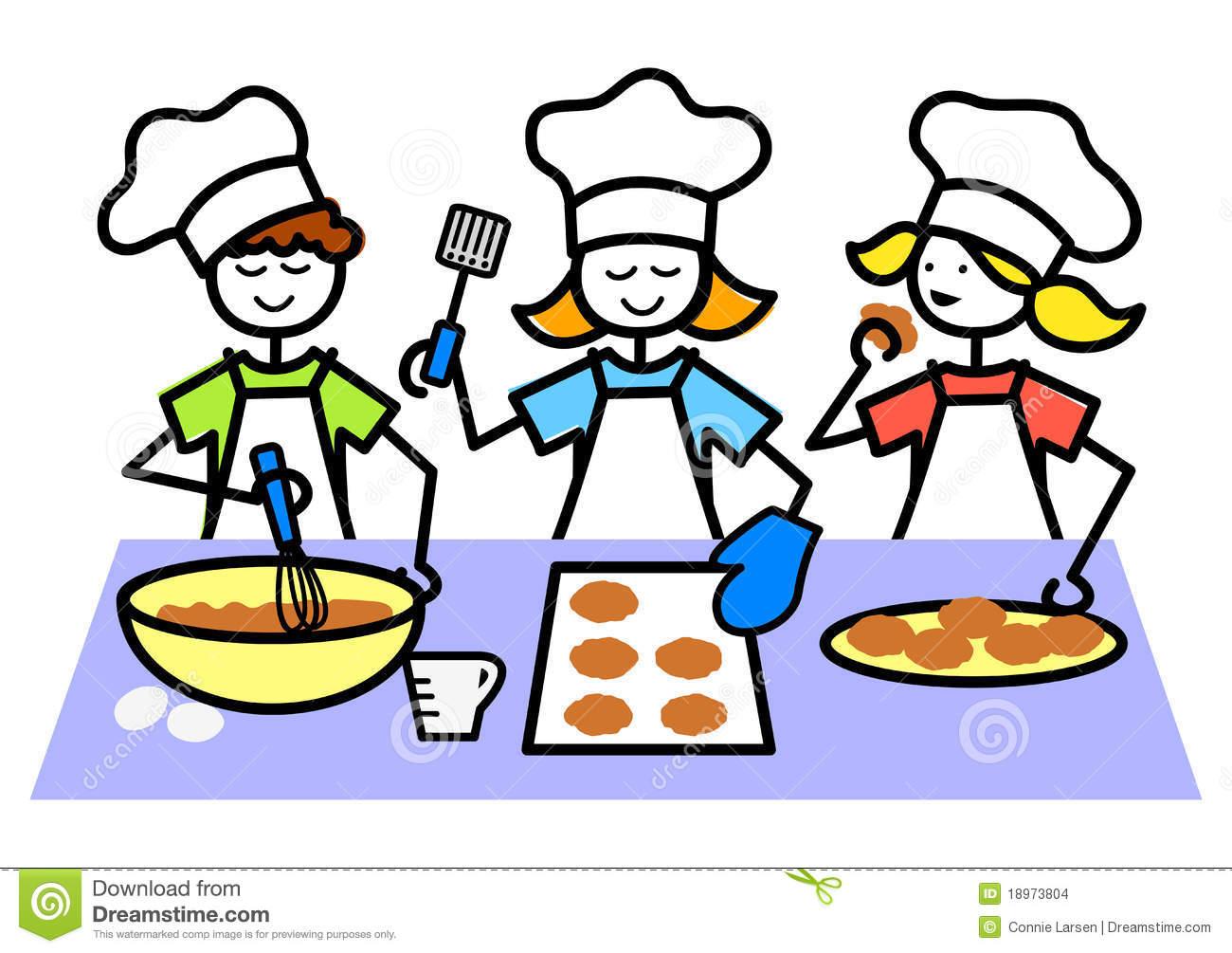 Thema 39 bakken en koken 39 op de bso de kleine zeester - Koken afbeelding ...